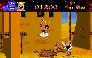 Aladdin (game) - Retro Legends
